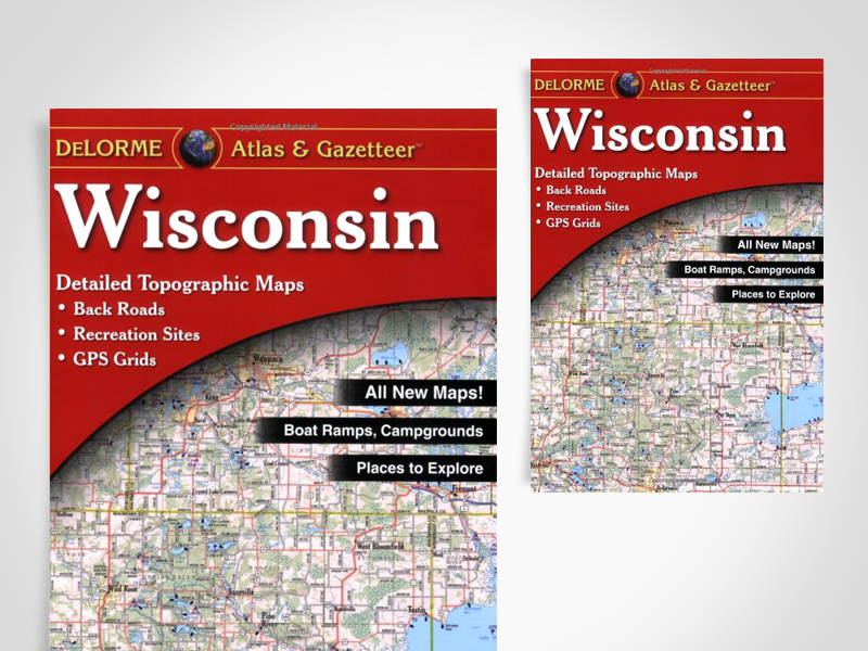 Wisconsin Atlas and Gazetteer