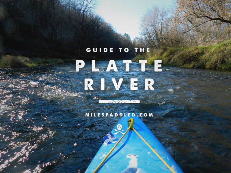 Platte River Paddle Guide