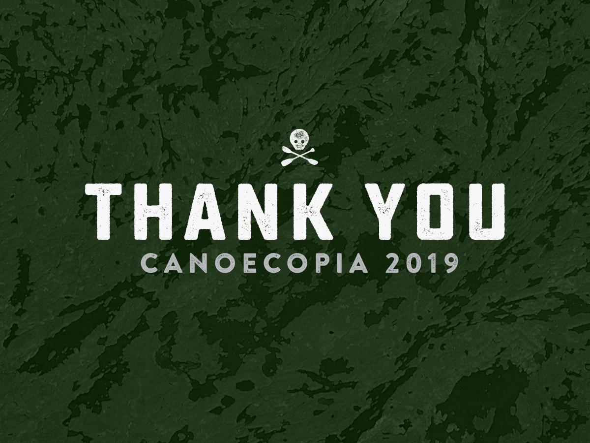 Canoecopia 2019